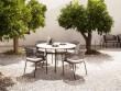 Un mobilier de jardin en résine tressée pour une terrasse tout en légèreté