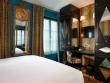 Vus à l'hôtel JoBo : des motifs marqués qui cohabitent