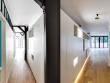 Un atelier de couture transformé en loft familial