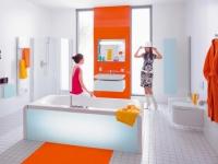10 salles de bains pop