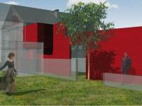 """""""Petites Machines à habiter"""" : exemples d'extensions de maison de ville"""