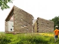 Les lauriers de la maison bois