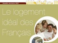 Le logement rêvé des Français