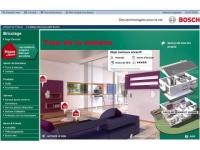 Un nouveau site ludique pour Bosch