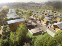 Un programme locatif de 85 maisons bois écolos