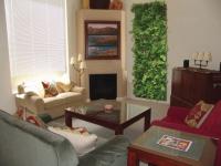 Un mur végétal à la maison