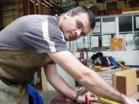 Yannick Le Guiner, un éco-constructeur au service de l'insertion