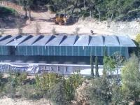 Villa Navarra : un toit en béton !