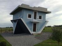 Une maison renversante