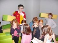 Matali Crasset initie les enfants à la construction