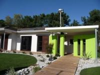 Eco-Logis, première gamme de maisons BBC de Gironde