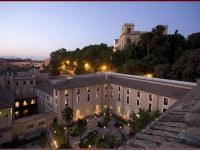 Rome : un couvent transformé en hôtel de luxe