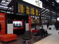 Ikea tient salon... en gare de Lyon !