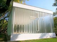Une chapelle en cristal dédiée aux mariages