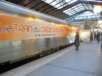 Un train pour remettre le crédit sur de bons rails