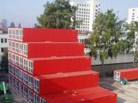 Des conteneurs pour habitat : une idée durable