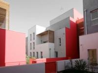 Des logements hauts en couleurs