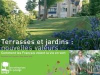 Le jardin dans le coeur des français
