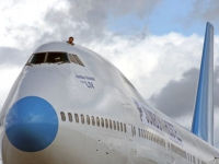 Un Boeing 747 converti en hôtel