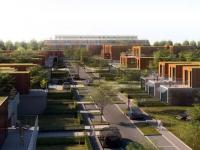 Un programme d'éco-construction à Amiens