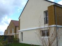 """Des maisons """"vertes"""" fleurissent dans le Val d'Oise"""