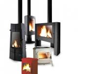 Le poêle à bois : un objet design, durable et fonctionnel