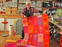 Zofia Rostad, ambassadrice de la couleur dans le textile