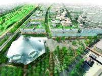 Naissance d'un quartier dense, mixte et durable à Metz