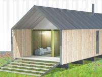 Une maison d'architecte écologique à gagner