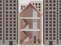 La maison verticale, une nouvelle façon d'habiter