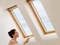 Fenêtre solaire VELUX : la première fenêtre à énergie solaire !