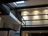 Avant/Après : un duplex sous les toits