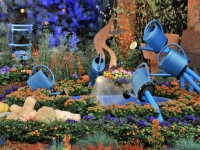 Les Floralies 2009 donnent le pouvoir aux fleurs
