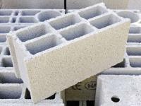 """Le bloc béton, un matériau très """"actuel"""""""