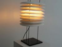 Isabelle Farahnick et ses sculptures de lumière