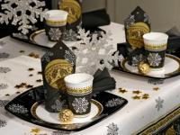 Noël : le jetable s'invite à table