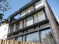 La respiration naturelle d'une maison de ville écologique