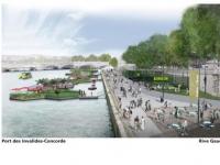 Paris : les voies sur berge bientôt semi-piétonnes ?