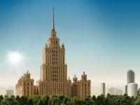 L'hôtel Ukraine rouvre ses portes à Moscou