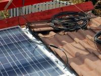 Panneaux photovoltaïques : de la pose au branchement
