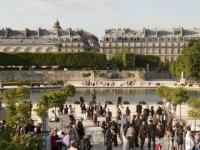 Le végétal à l'assaut des Tuileries