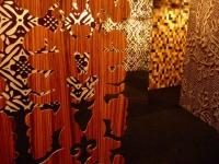 Des panneaux de bois estampillés Christian Lacroix