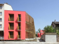 Terre Neuve : des logements acidulés
