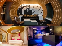 L'hôtel Seven : un appel à l'imaginaire
