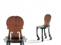 La Cello Chair d'Arman, en édition exclusive