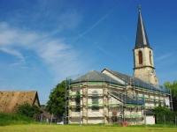 Une église se couvre de tuiles photovoltaïques