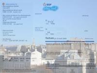 EDF crée une facture simplifiée