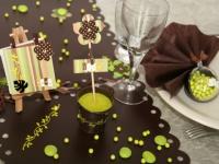 5 idées déco pour une table de mariage originale