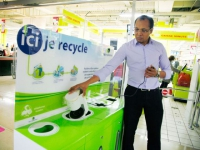Nouvelle solution de collecte des appareils, piles, batteries et cartouches usagés