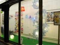 Une galerie d'art dédiée au recyclage dans le métro parisien